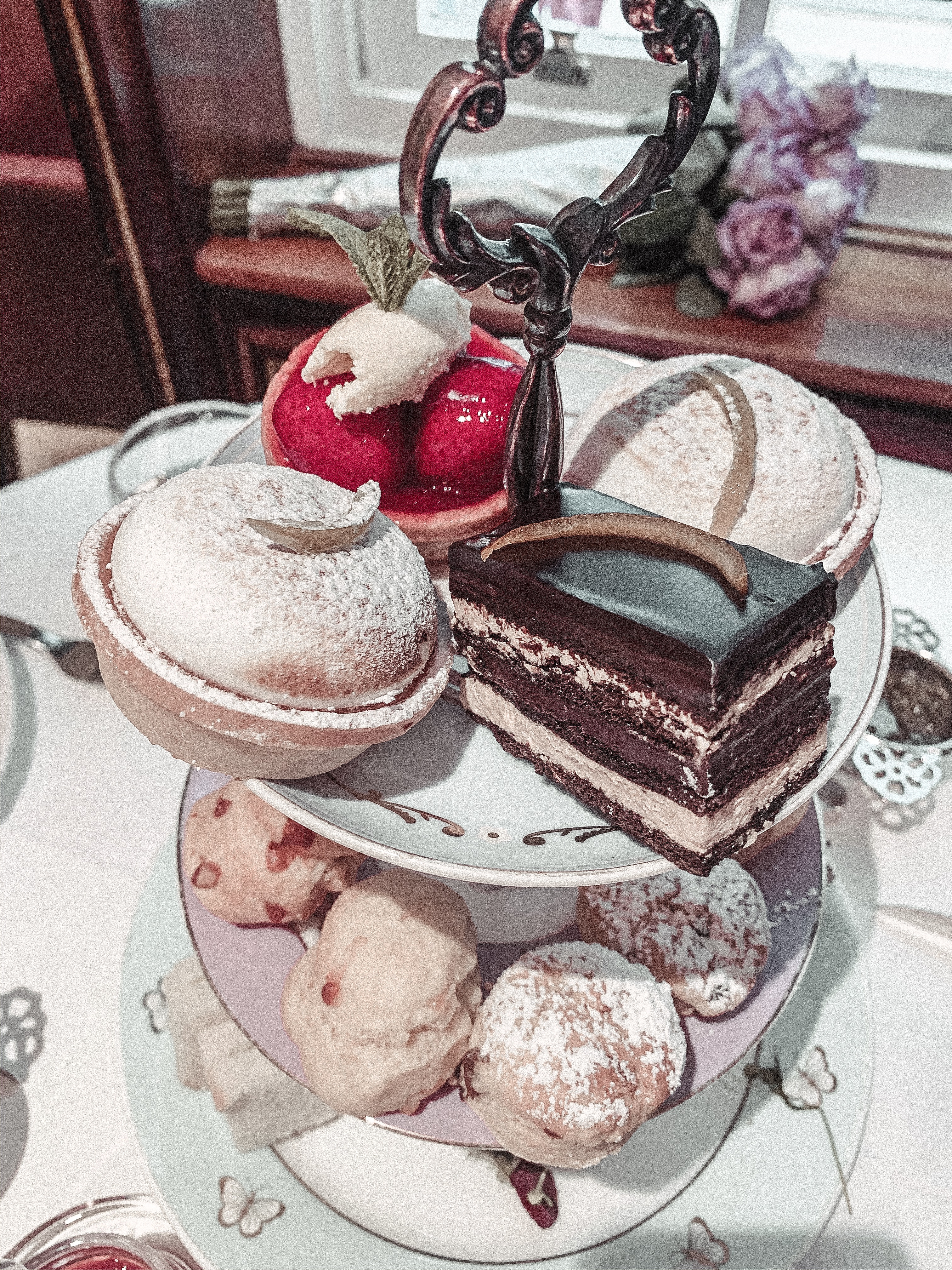Scoff and Banter Bespoke Afternoon Tea Experience